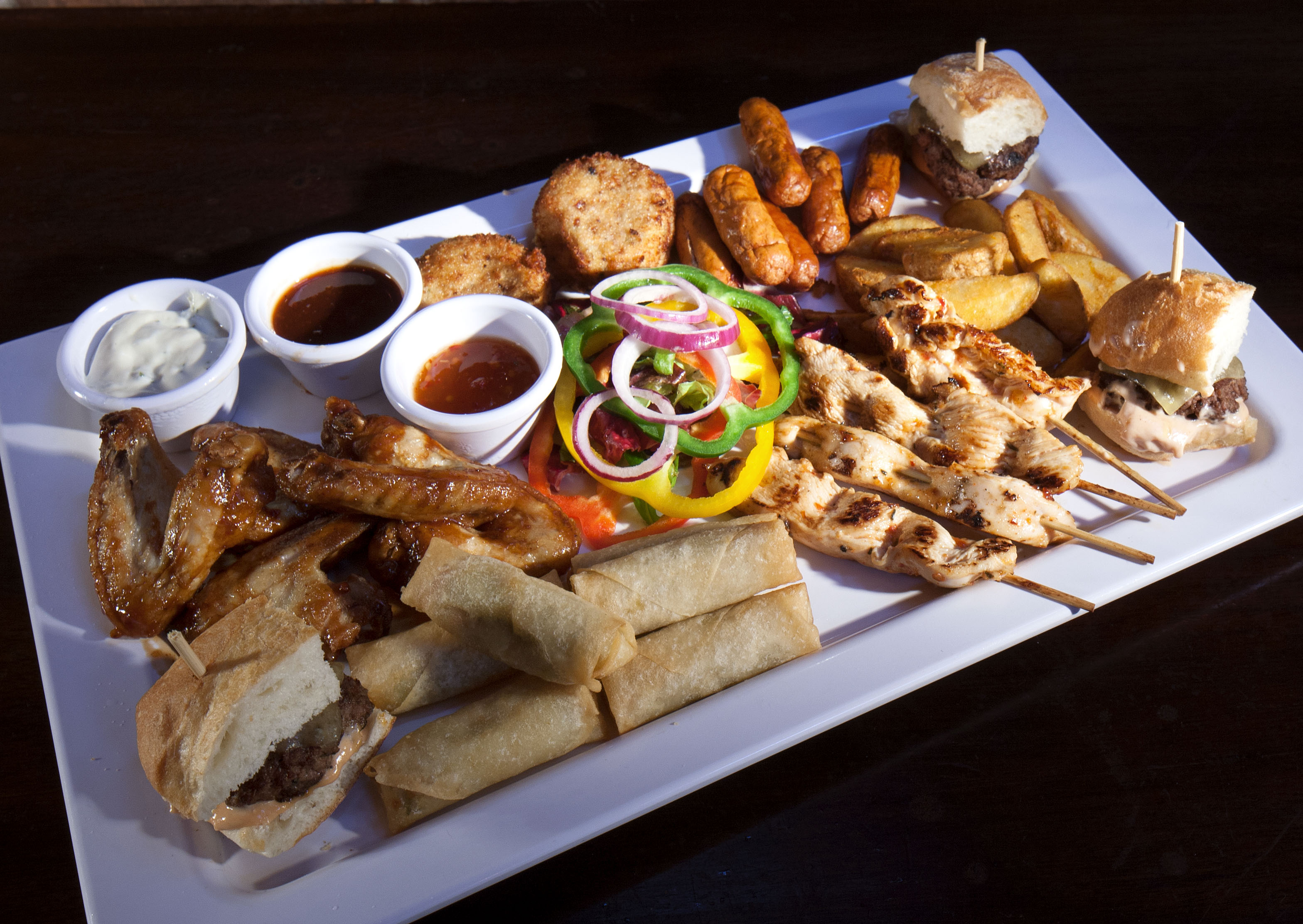 Party Food Platter