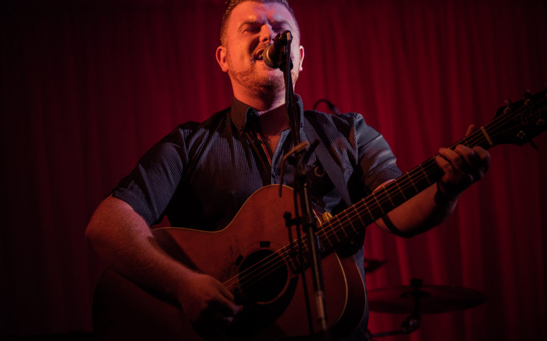 Roy Buckley joins the Rebel Red Sessions live at Costigan's